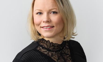 Kaija Hämelahti Ilves ry:n toimistopäälliköksi