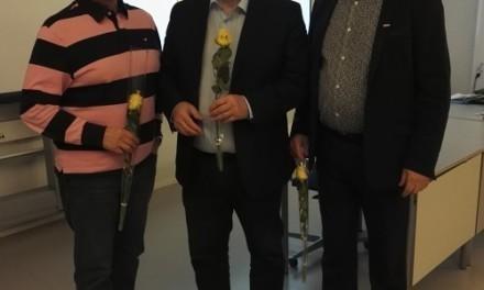 Ilves ry ja Ilves-Pallo ry vuosikokous pidettiin 12.12.2018